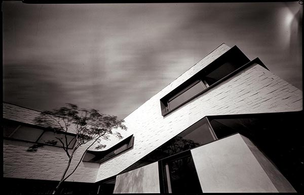 Bellevue Hill House 2010 - Pinhole Photography